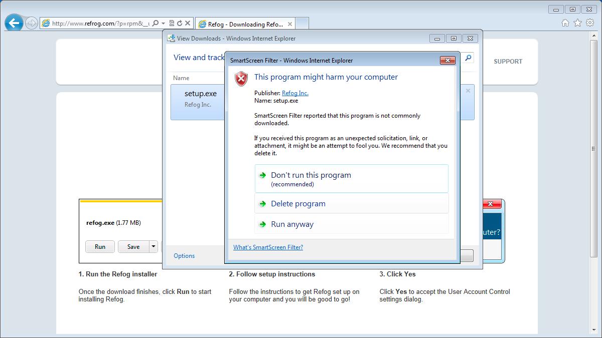 install antivirus software for pc