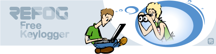 refog free keylogger funny illustration