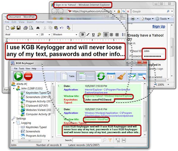 Keystroke Logger | Free Recorder Keylogger