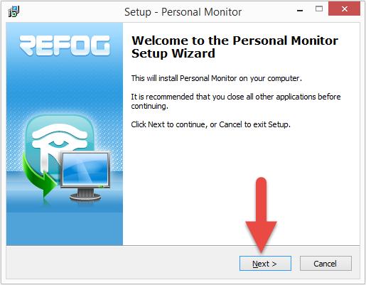 Windows 7 Refog Personal Monitor 8.1.9 full