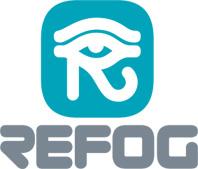 Refog logo